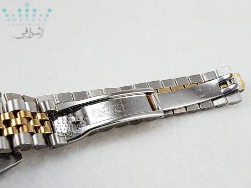نمای داخلی قفل ساعت Rolex Datejust-05