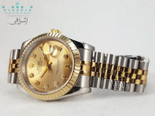 ساعت رولکس موتور اتوماتیک سوئیس Rolex Datejust 84