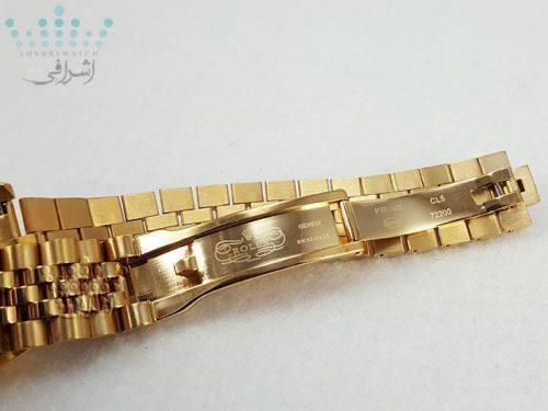 نمای داخلی بند ساعت Rolex Datejust-G1