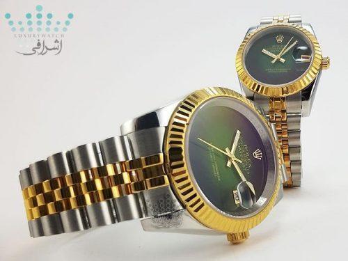 ساعت ست زنانه و مردانه رولکس Rolex Datejust GR3