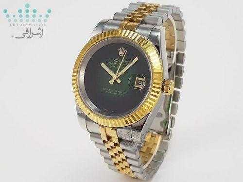 ساعت رولکس بدون اندکس Rolex Datejust GR3