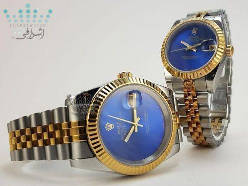 ساعت بدون نوشته رولکس Rolex Datejust GR4