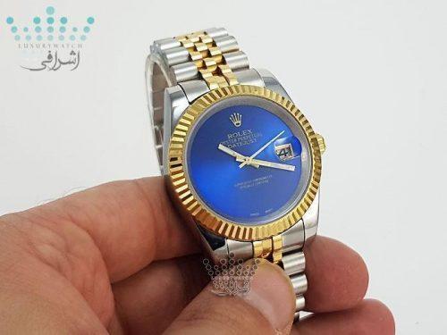 ساعت بدون اندکس Rolex Datejust GR4