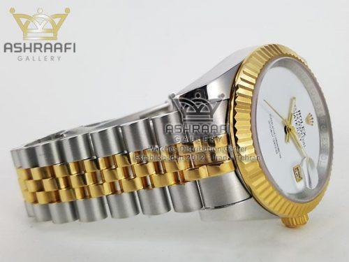 ساعت رولکس دیجاست صفحه ساده Rolex Datejust GRW5