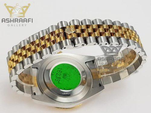 تصویر بند و قفل ساعت Rolex Datejust GRW5