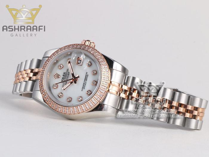 ساعت مسی رنگ رولکس Rolex Datejust N3