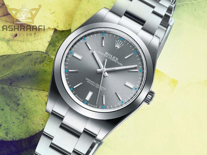 ساعت Rolex Oyster Perpetual 39
