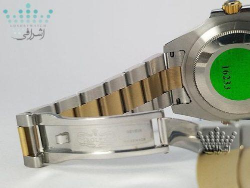 داخل قفل ساعت رولکس Rolex Submarriner-G