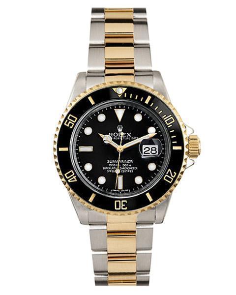 ساعت مچی رولکس ساب مارینر مشکی Rolex Submarriner -K