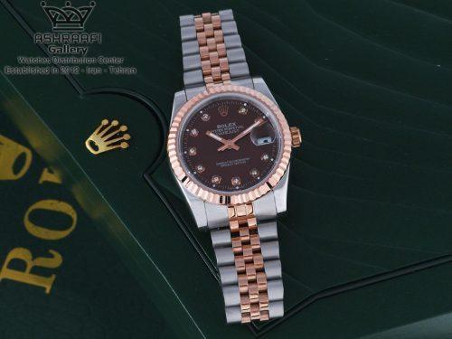 Rolex datejust Sh2C