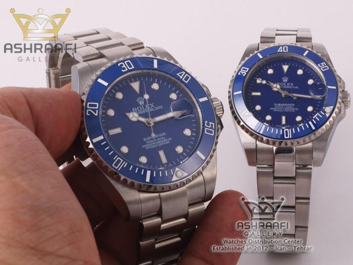 ست زنانه و مردانه رولکس Rolex submariner bS1