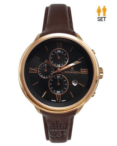 ساعت های کپی رومانسون مدل Romanson 15107G