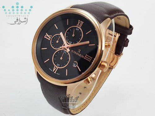 ساعت کپی رومانسون مدل Romanson 15107G