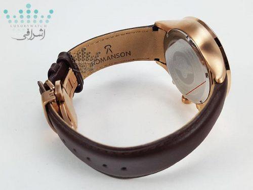 بند ساعت رومانسون مدل Romanson 15107G