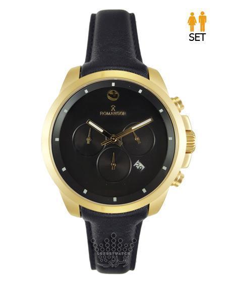 ساعت های کپی رومانسون مدل ورساری - Romanson 16020G2