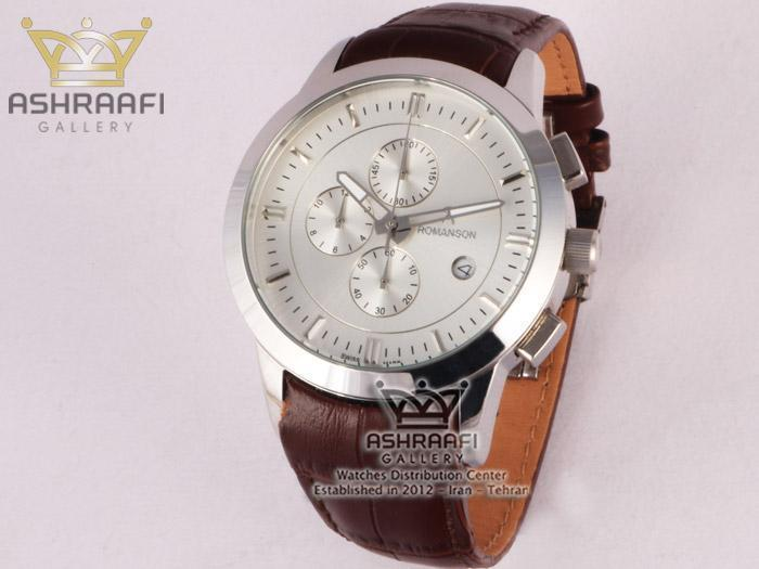 ساعت مردانه Romanson 1604G