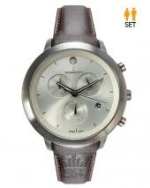 ساعت جفتی رومانسون مدل Romanson 16072GS