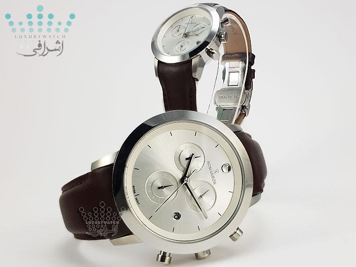 ساعت ست های کپی رومانسون مدل Romanson 16072GS