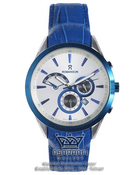 ساعت رومانسون آبی رنگ Romanson 212G