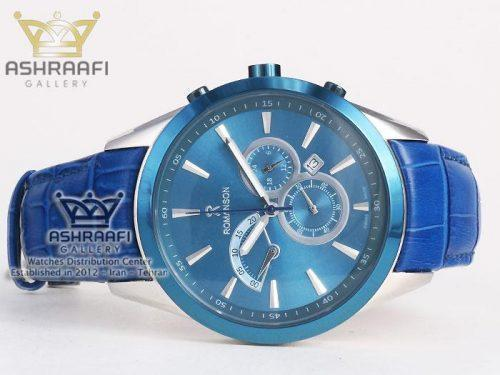 ساعت رومانسون آبی Romanson 212GB