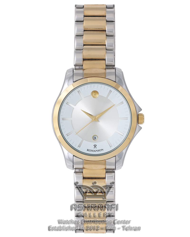 ساعت رومانسون ارزان قیمت Romanson 8055G