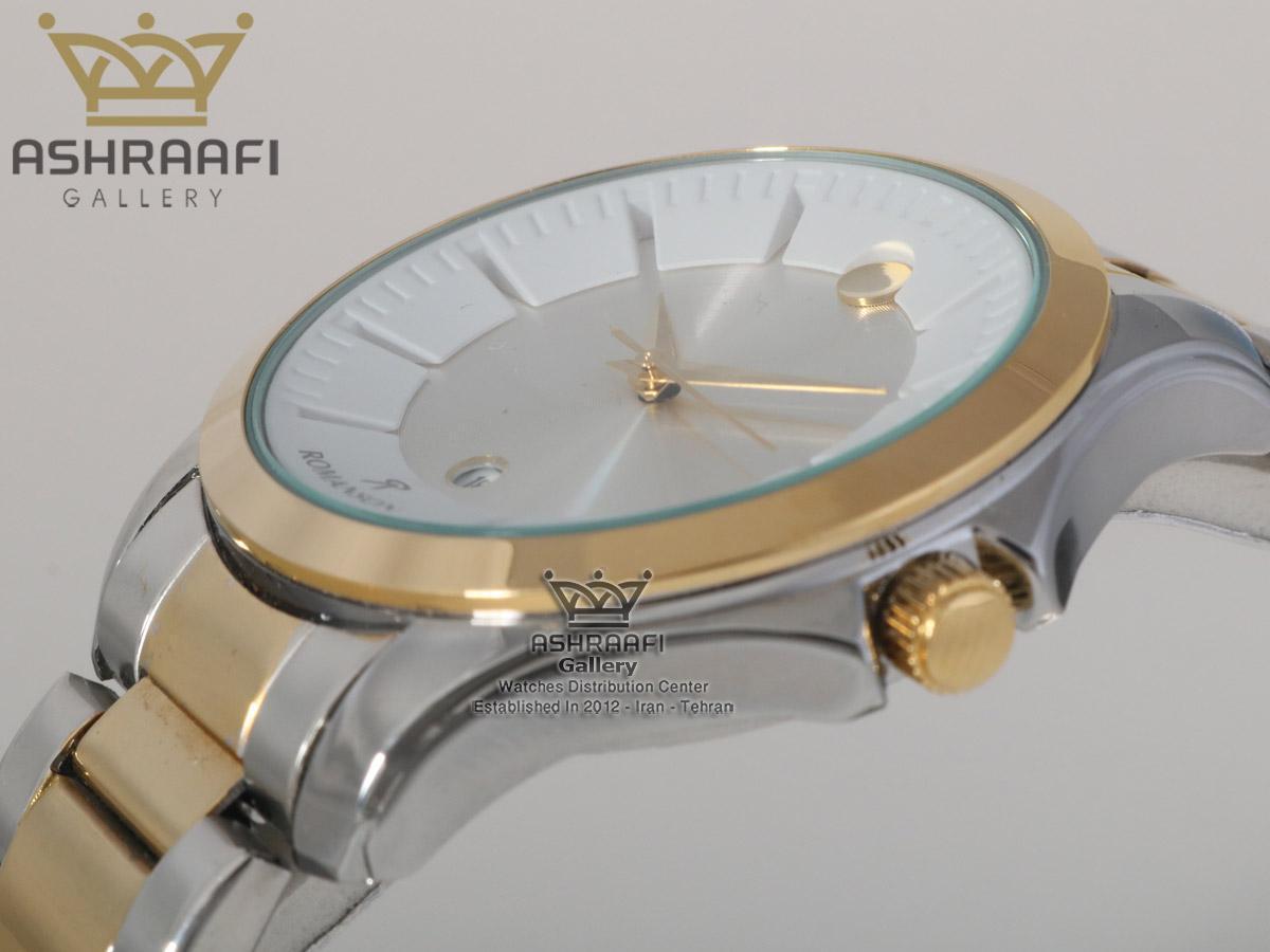 ساعت مردانه ارزان قیمت رومانسون Romanson 8055G
