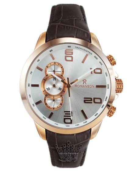 ساعت مچی کلاسیک رومانسون Romanson S1327G