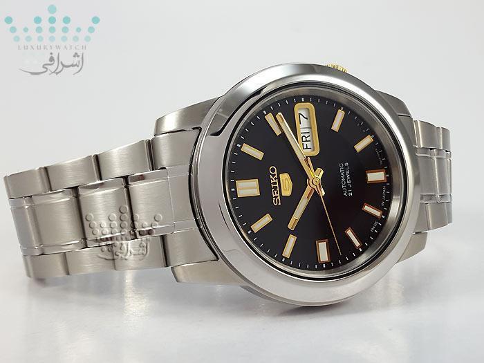 68baec0e8 ساعت اصل سیکو 5 مدل Seiko SNKK17J1 - اشرافی