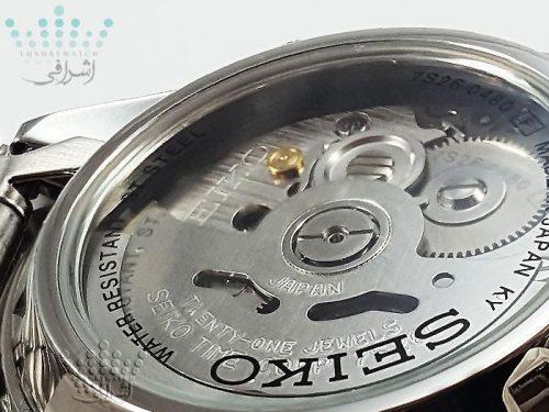 موتور 21 سنگ ساعت seiko-snxs73j1