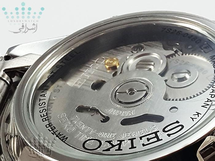 31710dafe ساعت اورجینال سیکو 5 - مدل Seiko SNXS73J1 - موتور 21 جواهر