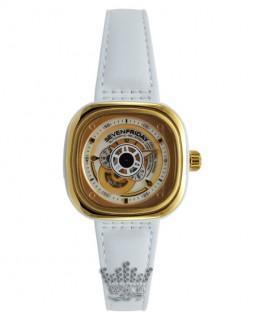 ساعت سفید سون فرایدی Sevenfriday P1B-01