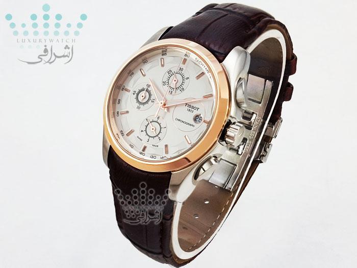 ساعت زنانه تیسوت مدل T063617A-02