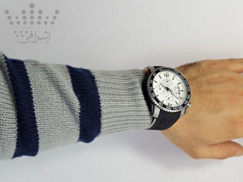 نمای روی دست ساعت تیسوت T079427A-07