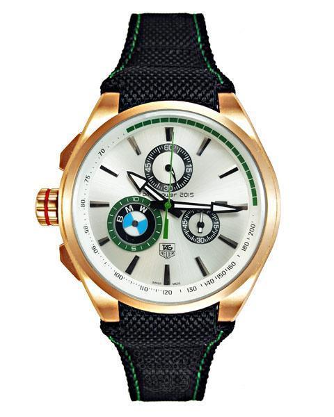 ساعت مچی تگ هویر Tag Heuer BMW84-02