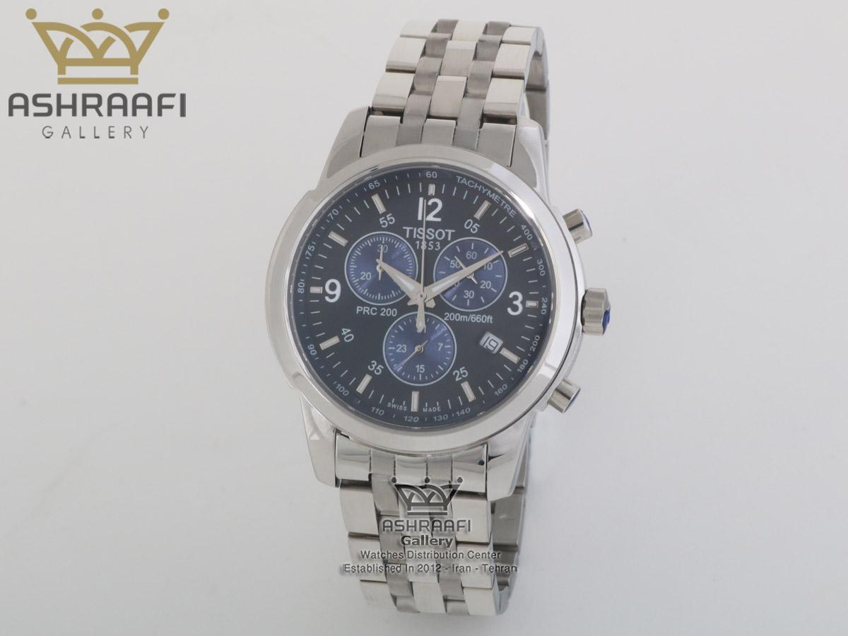 فروش ساعت فیک تیسوت Tissot PRC200 T81