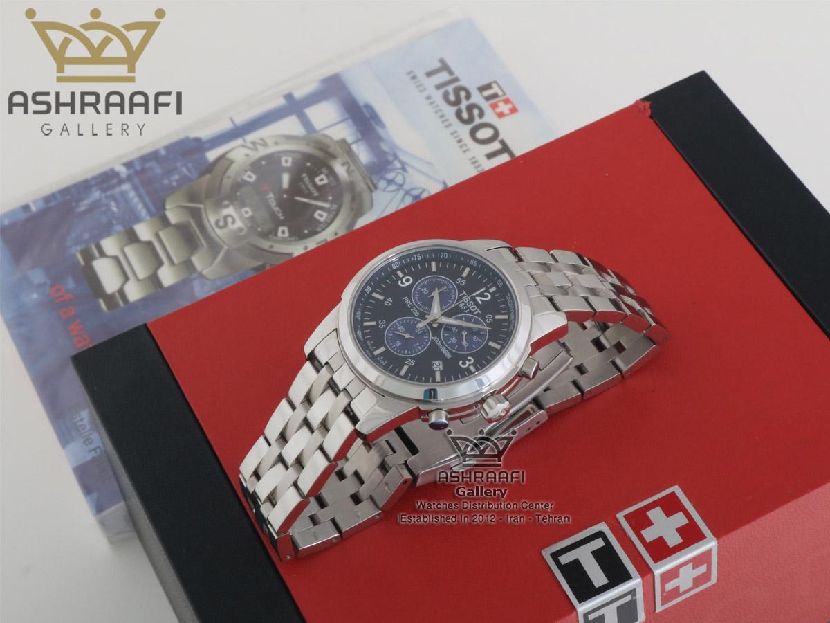 خرید ساعت های کپی تیسوت مدل Tissot PRC200 T81