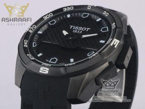 ساعت مچی مشکی رنگ تیسوت تی تاچ Tissot T-Touch T091420AB