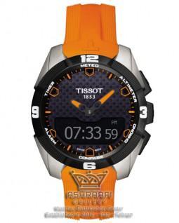 ساعت تیسوت تی تاچ نارنجی Tissot T-Touch T091420ODB