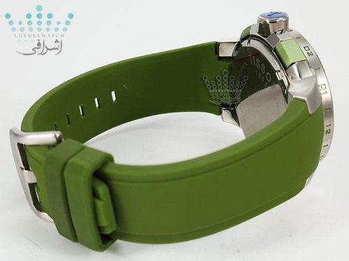 بند ساعت تیسوت سبز رنگ Tissot T007236GB