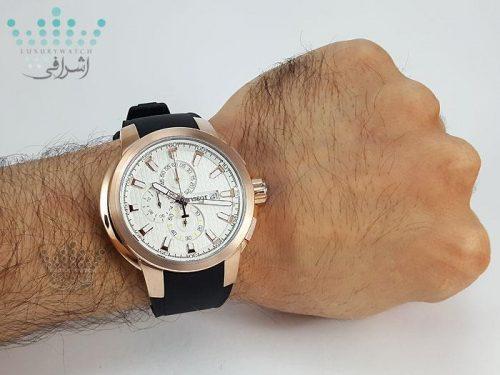 عکس روی مچ ساعت Tissot T007236GK