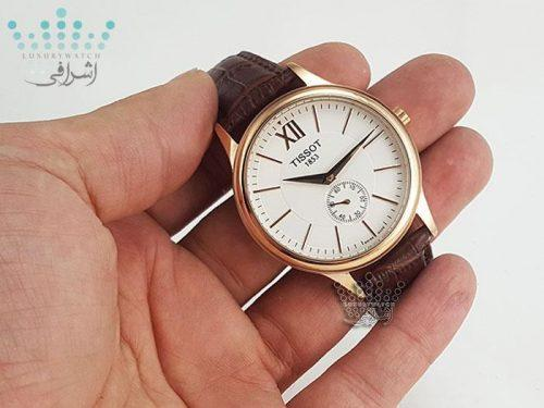عکس روی دست ساعت Tissot T912428