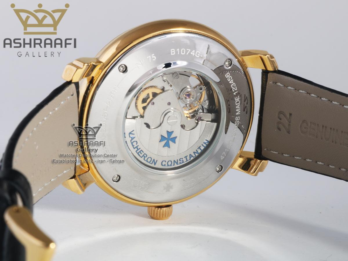 ساعت جدید واشرون Vacheron Constantin B1074G-1