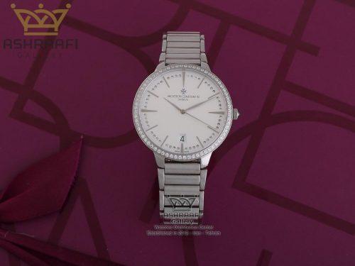 ساعت تمام استیل واشرون کنستانتین Vacheron Constantin S32