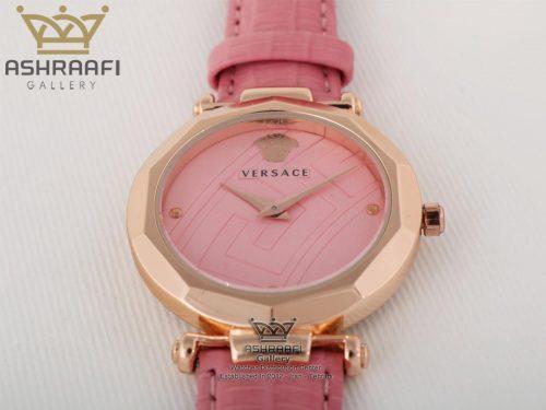 ساعت صورتی رنگ ورساچه Versace VCO1216081