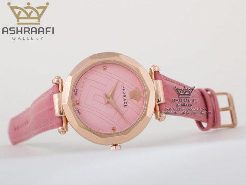 فروش ساعت صورتی رنگ ورساچ Versace VCO1216081