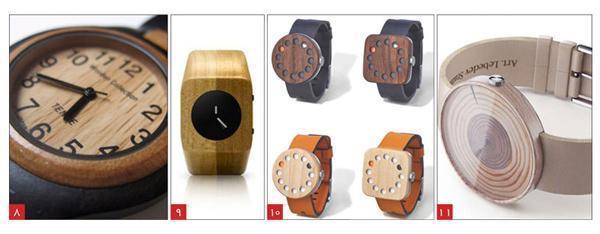 Wooden Watches 03 - ساعت چوبی - خاصترین فروشگاه ساعت مچی کشور