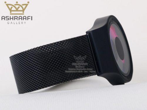 فروش ساعت مشکی بند حصیری زیرو Ziiiro Mercury 8M
