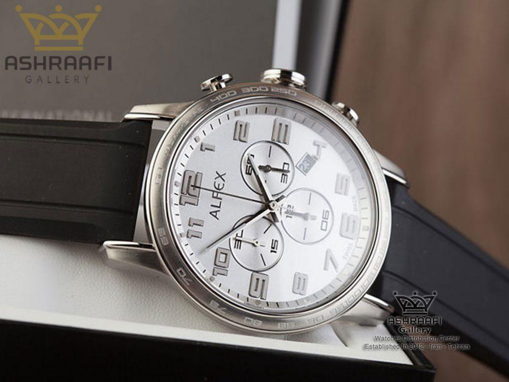 تاریخچه کمپانی ساعت سازی آلفکس - alfex