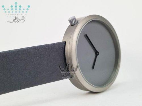ساعت بند چرمی بلبل مدل bulbul-Ore-01