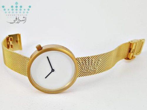 ساعت طلایی رنگ بلبلbulbul Ore-03